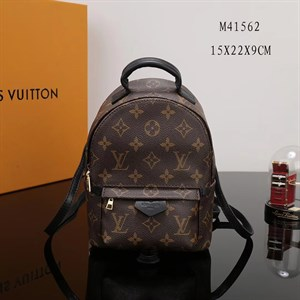 Рюкзак коричневый LOUIS VUITTON Monogram PALM SPRINGS BACKPACK MINI
