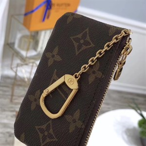 Ключница LOUIS VUITTON KEY POUCH Monogram Eclipse