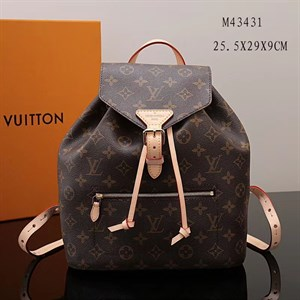 Рюкзак Louis Vuitton Montsouris Backpack monogram
